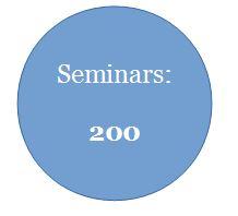 seminars and public speaking slot